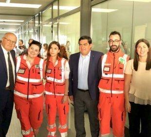 Defibrillatore Inaugurazione