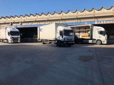 gestión logística BeOne reducimos los plazos